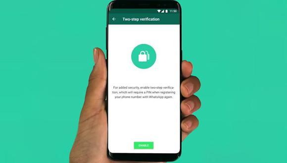 """¿Alguna vez te apareció en WhatsApp """"el código de seguridad ha cambiado""""? Conoce las razones. (Foto: WhatsApp)"""