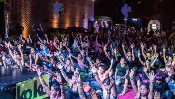 KO busca celebrar la fiesta del 'detox' más grande de Lima.
