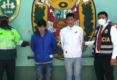 Dos sujetos fueron detenidos por ser acusados de atacar sexualmente a una menor de 13 años