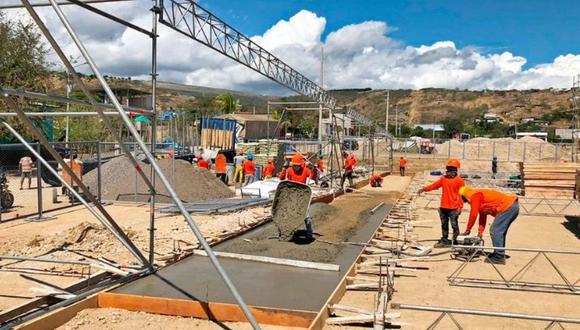 Huánuco: El Ministerio de Salud (Minsa) a través del Programa Nacional de Inversiones en Salud (Pronis) se encarga de la ejecución del Centro de Atención Temporal del hospital Hermilio Valdizán.