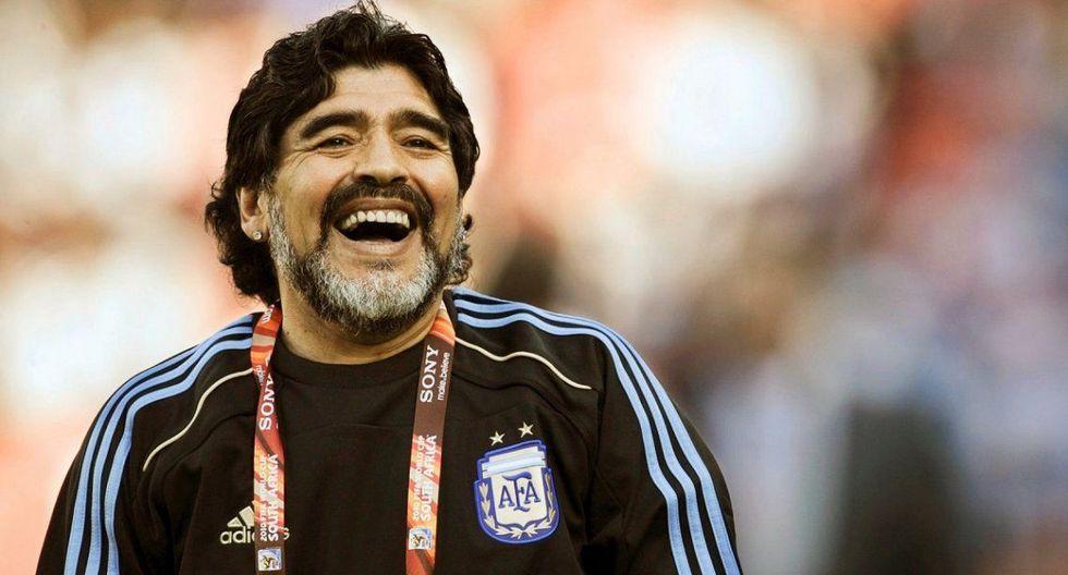 Diego Maradona no se guardó nada y criticó duramente a los dirigentes y comando técnico de la selección argentina tras perder 3-1 ante Venezuela. (Foto: AFP).