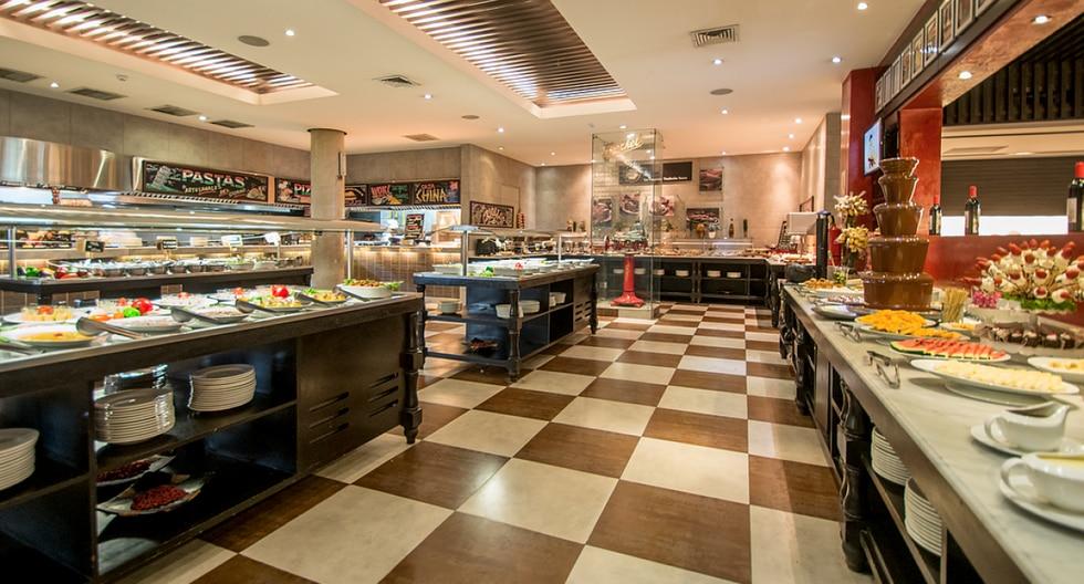 La Bistecca. Una amplia variedad de platos se mezclan en este buffet. Pastas, comida criolla, carnes, sushi y más es lo que podrás disfrutar en cualquiera de las sedes de este restaurant.