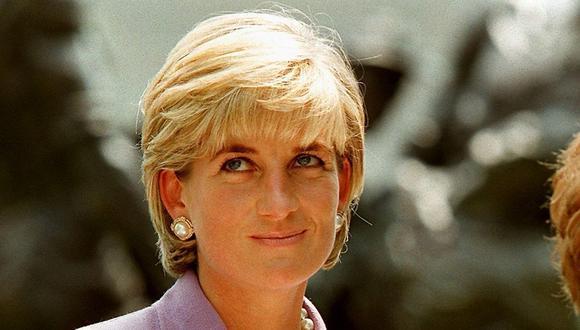 El estilo de la princesa Diana de Gales marcó una década. (Foto. AFP)