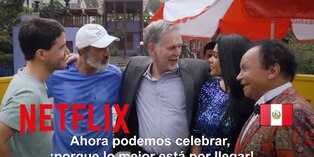 Netflix : ¿Qué hacen Carlos Alcántara, Maricarmen Marín y Melcochita con el dueño de la plataforma?