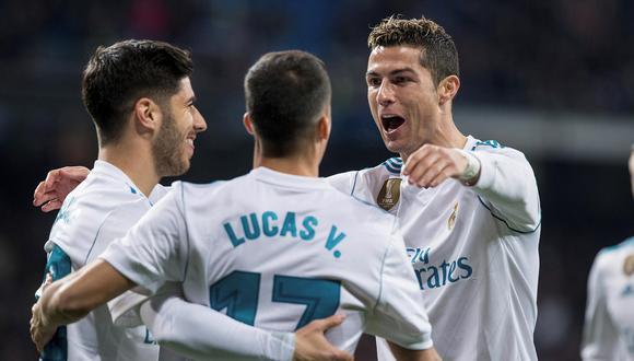 Real Madrid enfrenta a Real Sociedad (EN VIVO ONLINE y EN DIRECTO) por DirecTV Sports en el Santiago Bernabéu por Liga española. (Foto: EFE)