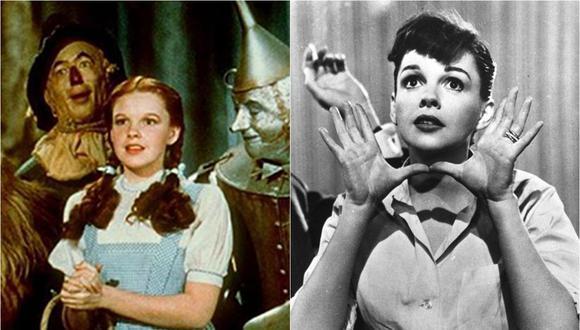 La promoción del musical El Mago de Oz (1939) impidió que Garland terminara sus estudios en la secundaria. (Foto: Difusión)