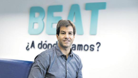 Dubreuil asumió la conducción de Beat en el Perú hace un año. Actualmente, el ejecutivo indica que el aplicativo atiende a alrededor de un millón de pasajeros cada mes.