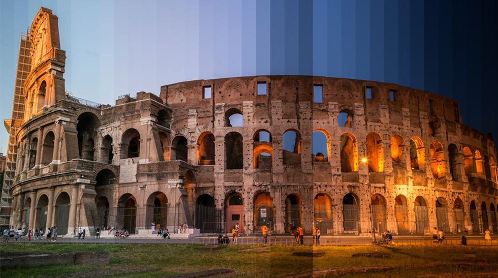Time lapse fotográfico: Así pasa el día en estos edificios - 1
