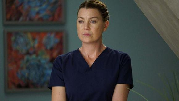 "Meredith Grey en ""Grey's Anatomy"" (Foto: ABC)"