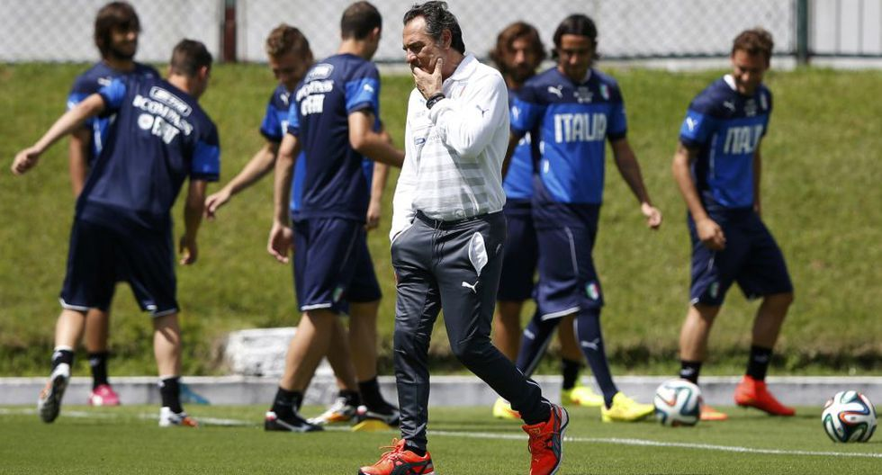 Buffon encarna una práctica tensa y alerta eliminación italiana - 6