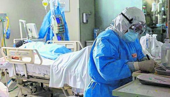Existe preocupación en la región Apurímac por el aumento de casos de COVID-19 en plena segunda ola de la pandemia | Foto: GEC / Referencial