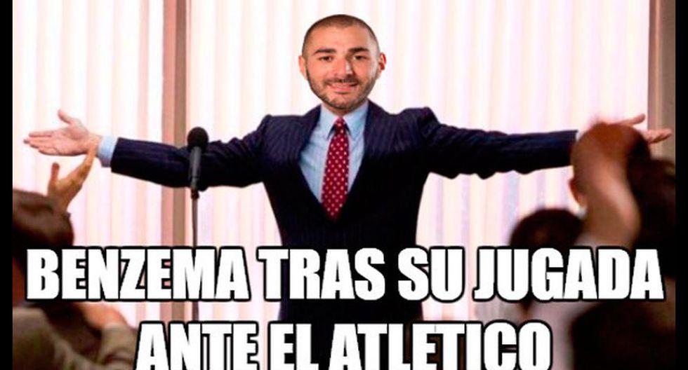 Real Madrid vs. Atlético Madrid: los memes de la semifinal - 1