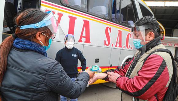 Ahora, en la fase 4 de la reactivación económica, se pueden viajar a más de 190 provincias al interior del Perú.  (Foto: Andina)