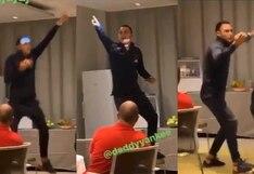 Instagram; Keylor Navas apareció cantando y bailando a lo 'Daddy Yankee' en concentración de PSG | VIDEO