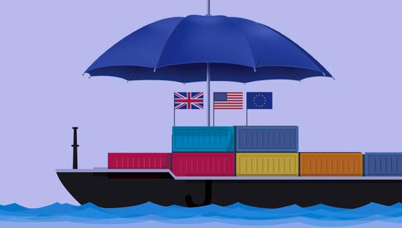 Acuerdos comerciales. (Ilustración: El Comercio)