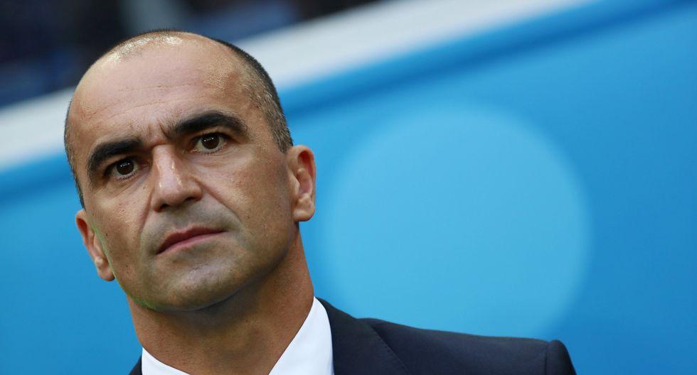 El seleccionador de Bélgica, Roberto Martínez, descartó conversaciones con España para reemplazar a Lopetegui en pleno Mundial. (Foto: Reuters)