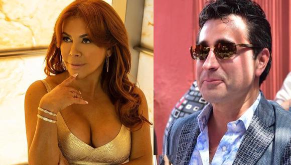 """Magaly Medina: """"Estoy sola y no viajaré con Alfredo Zambrano a Miami"""". (Instagram: @magalymedinav)."""