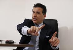 """Omar Chehade: Lo dicho por Ledesma sobre medida cautelar """"es reprobable porque adelanta opinión"""""""