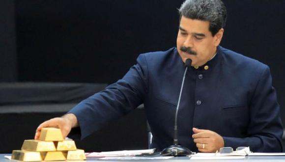 El gobierno de Nicolás Maduro ha hecho del oro su prioridad ante la caída del petróleo. (Reuters).