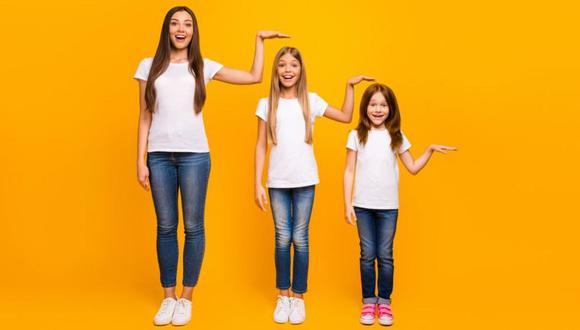 Con una altura promedio de 170,4 cm, las adolescentes de los Países Bajos son las más altas. (Foto: Getty Images)