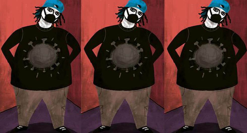 La obesidad se ha convertido en un factor de riesgo muy importante para los pacientes con COVID-19. (Ilustración: Giovanni Tazza)