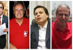 Elecciones 2021: Acción Popular tendrá cuatro precandidatos presidenciales
