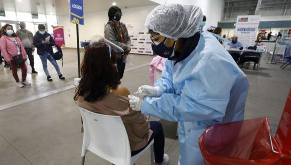 La tercera Vacunatón se realizará este sábado 24 y domingo 25 de julio. | Foto: Eduardo Cavero / @photo.gec