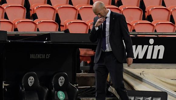 Real Madrid empató 1-1 con Villarreal en La Cerámica. (Foto: AFP)