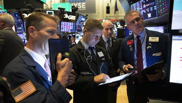 Wall Street cerró este lunes en terreno mixto. (Foto: AP)