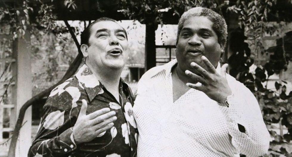 """Formó parte del trío """"Los Morochucos"""", con Alejandro Cortez y Augusto Ego Aguirre, su conjunto más representativo. Sin embargo, el dúo más importante fue el que formó con Arturo Zambo Cavero. (Foto: GEC)"""