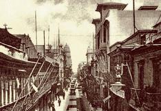 El caso del asesinato a hachazos en un hotel del Jirón de la Unión que horrorizó a Lima hace más de 100 años