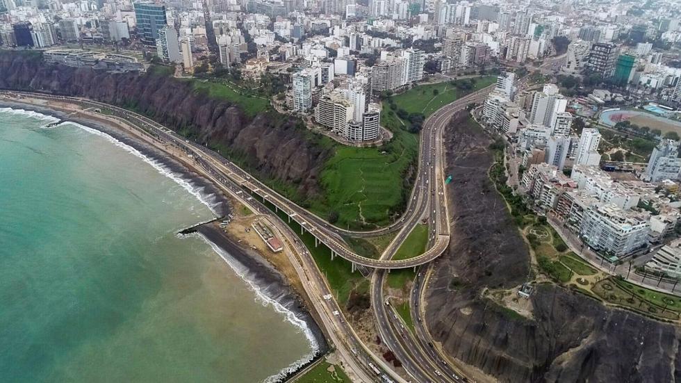 Contará con iluminación nocturna. (Foto: Municipalidad de Lima)