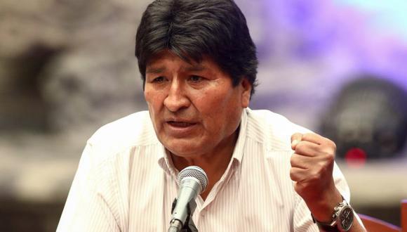 """Desde México, Evo Morales pide a las Fuerzas Armadas de Bolivia que """"paren la masacre"""". (Foto: Reuters)"""