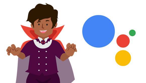 Conoce todos los comandos de voz que puedes usar en Google por Halloween. (Foto: Google)