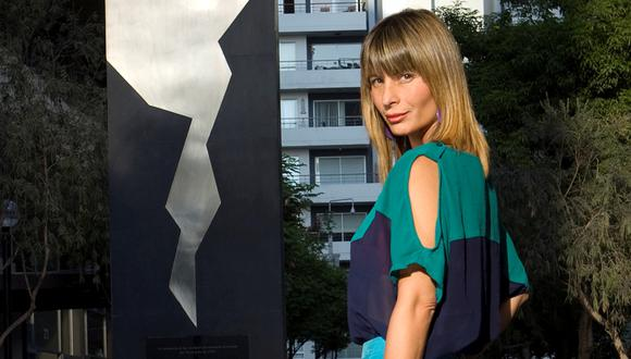 Olenka Zimmerman se confesó con El Comercio sobre su única experiencia actoral en los años 90. Foto: José Rojas.