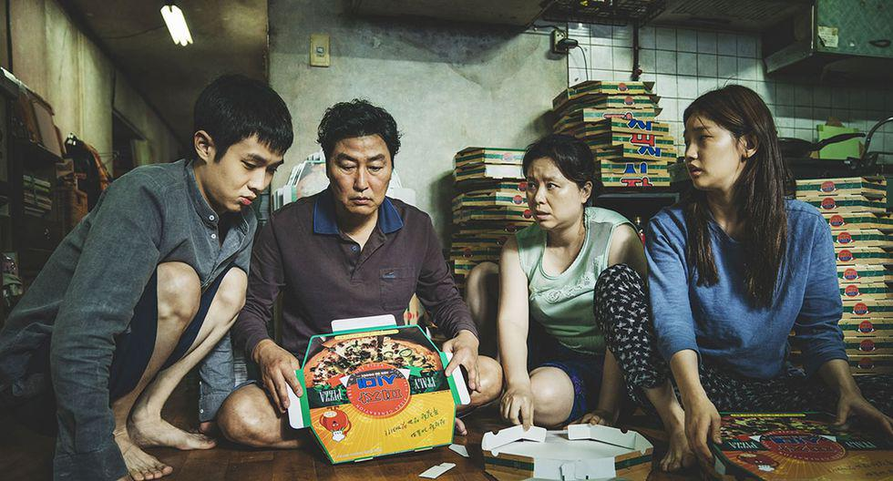 """""""Parásitos"""".La trama tiene lugar en Seúl, y nos permite apreciar cómo una familia de clase baja ingresa a un hogar de clase alta de Corea del Sur."""