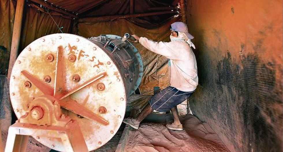 Minería informal pone en riesgo agroexportación en Piura