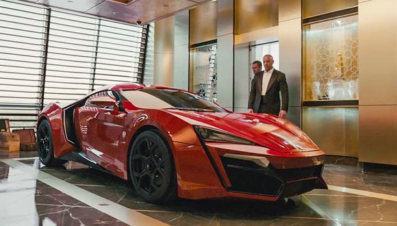 """""""Fast & Furious"""": los 10 autos más caros de la franquicia de """"Rápidos y Furiosos"""" (Foto: Universal Pictures)"""