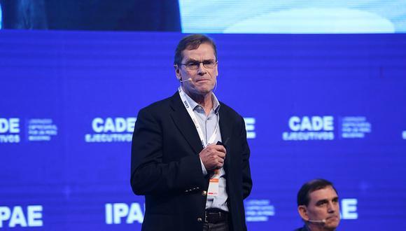 Carlos Neuhaus, presidente de Copal (Foto: IPAE)
