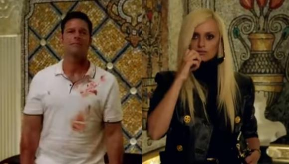 """""""Versace"""": mira el primer tráiler con Ricky Martin y Penélope Cruz"""