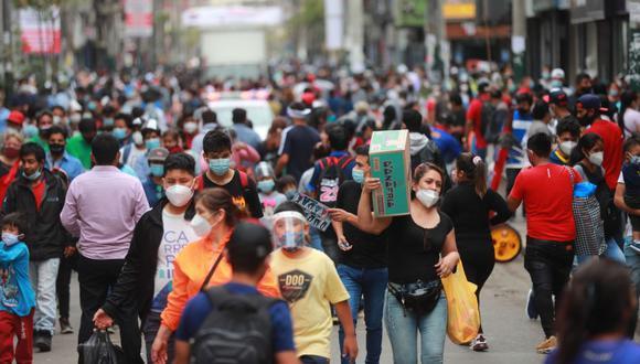 La cantidad de casos confirmados de coronavirus aumentó en las últimas horas, informó el Minsa. (Foto: Alessandro Currarino / @photo.gec)