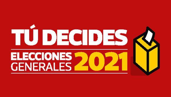 Cobertura especial electoral de El Comercio.