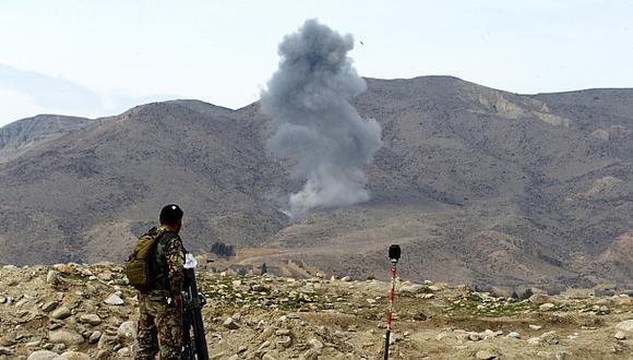 Ataque de EE.UU. mató a líder de Al Qaeda en Afganistán