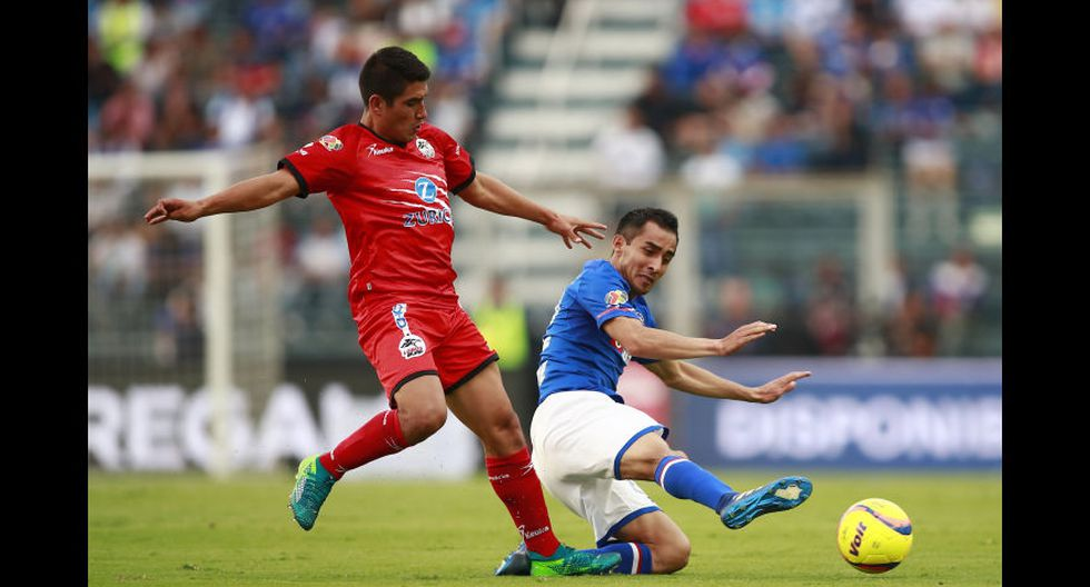 Ávila fue anunciado como contratación de Lobos BUAP. (Foto: AFP)