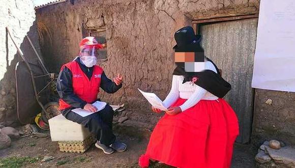 MIMP atendió 349 casos de violencia de género en comunidades nativas y campesinas a nivel nacional (Foto: Ministerio de la Mujer)