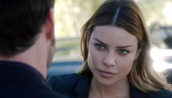"""Chloe Decker y Dan Espinoza se divorciaron en la temporada 2 de """"Lucifer"""", aunque su matrimonio se desmoronó antes que ella conociera a Lucifer Morningstar (Foto: Fox)"""