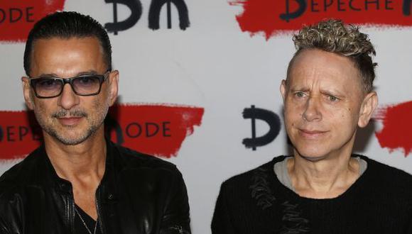 """Depeche Mode: """"Aún disfrutamos haciendo música"""""""