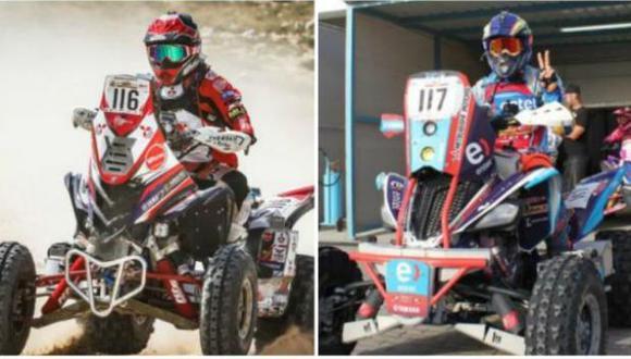 Mundial de Cross Country: este sábado Alexis Hernández y Rodolfo Guillioli compiten en Atacama