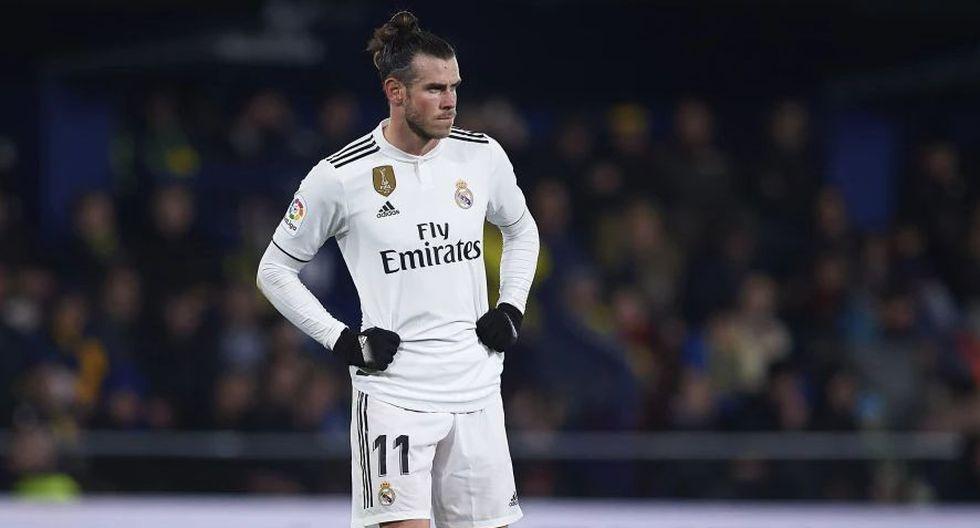 Gareth Bale viviría sus últimos momentos como futbolista del Real Madrid. (Foto: EFE)