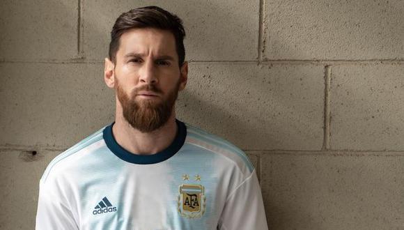 Lionel Messi regresó a la selección argentina. (Foto: AFA)